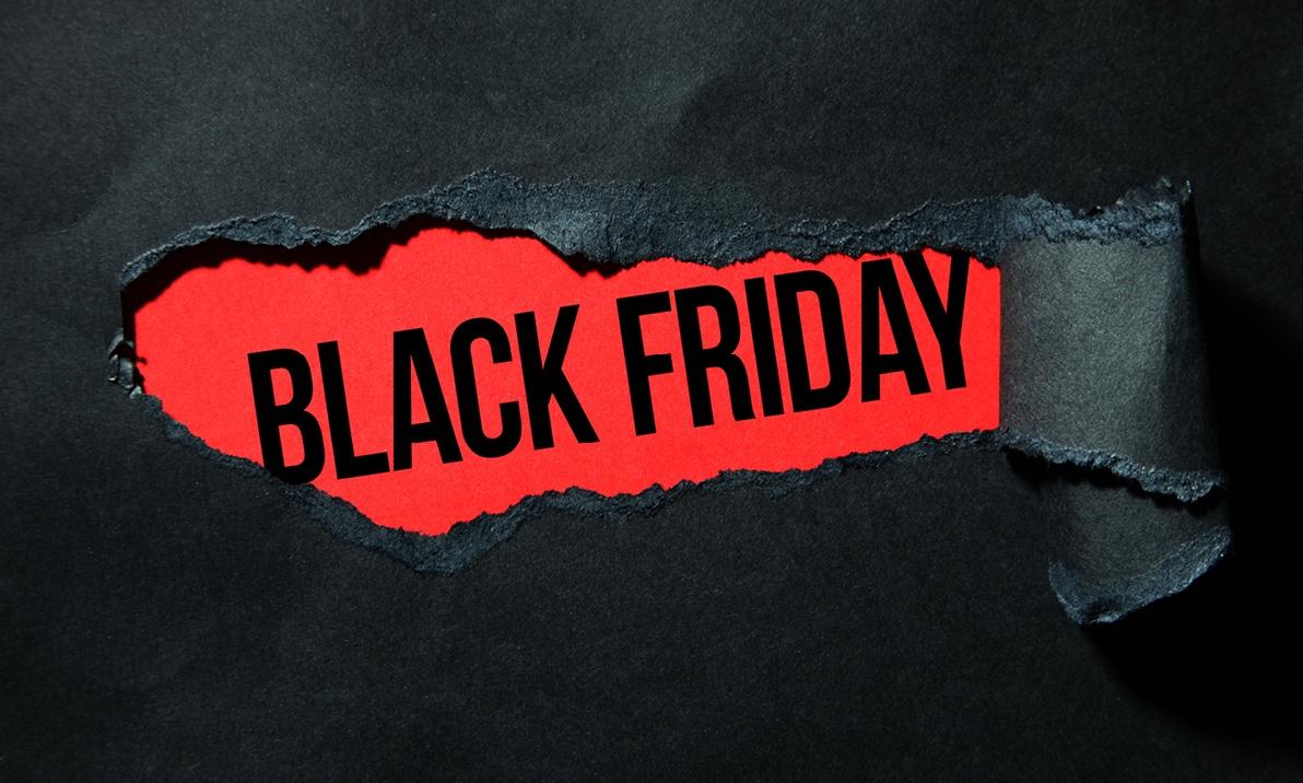 Акційні пропозиції чорної п'ятниці