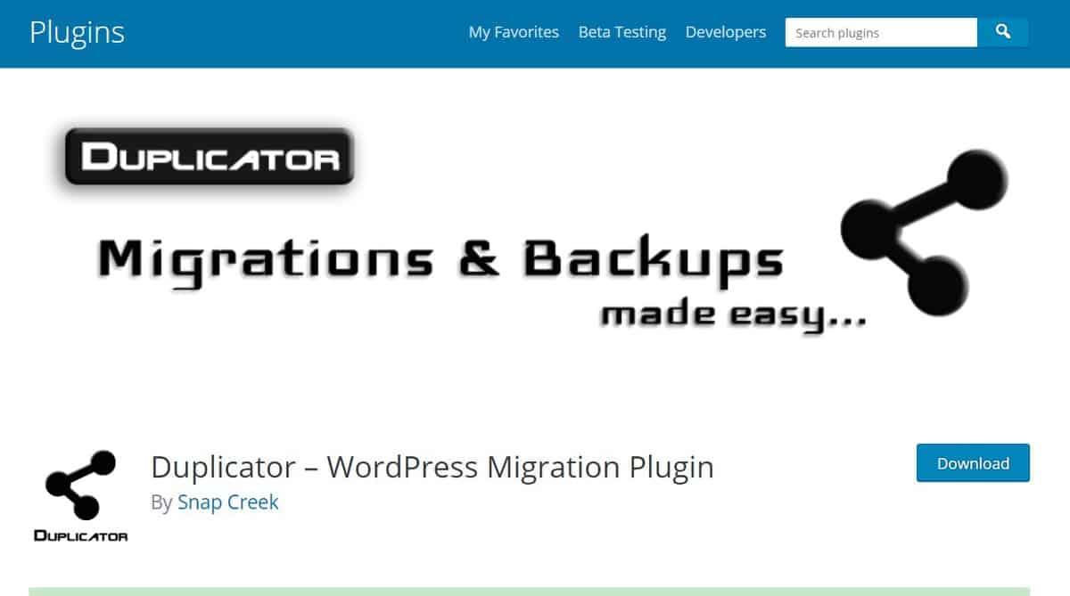 Плагин Duplicator – уязвим для взлома