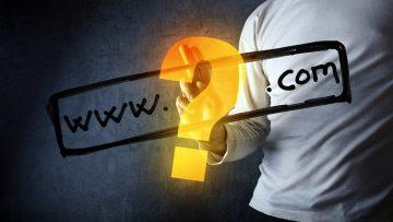 Як правильно обрати домен для свого сайту