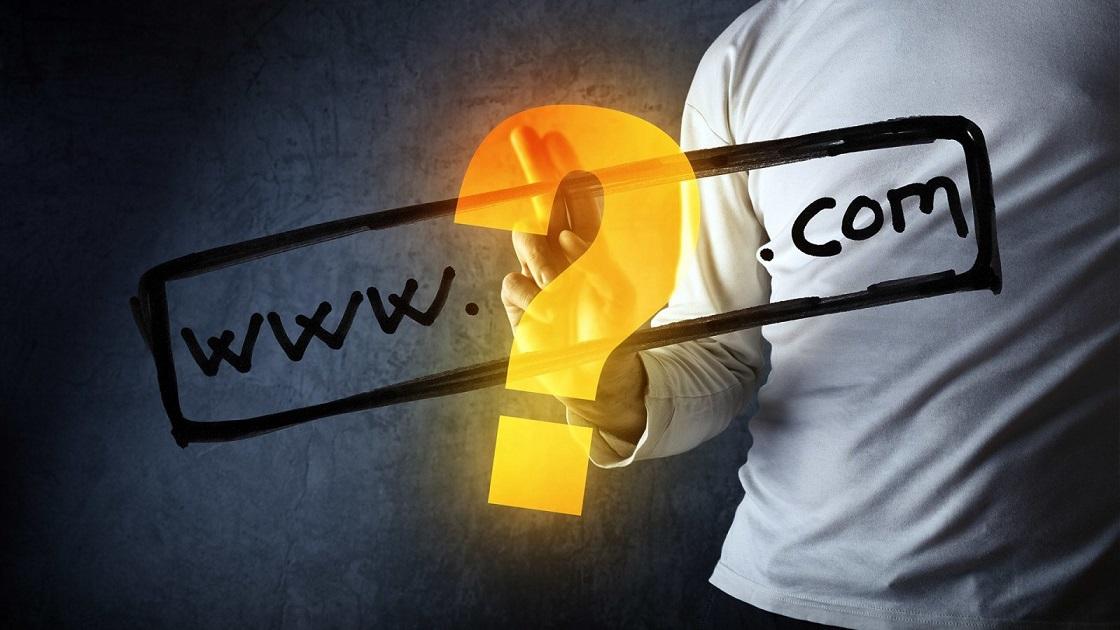 Как правильно выбрать домен для своего сайта